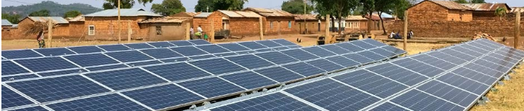Image of redavia rental solar power case study in Tanzania