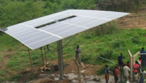 Solar Water Pumping in the Mtwara Region